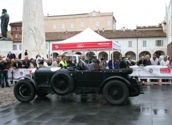 Auto da leggenda. Venerdì 20: ben 257 auto storiche renderanno omaggio al monumento di Baracca.