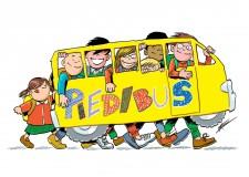 Cesena. I bambini del Piedibus danno il via alle iniziative cesenati della Settimana Europea della Mobilità Sostenibile.