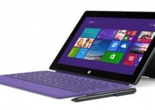Web&Tech. Microsoft lancia Surface 2, il tablet potenziato con super batteria.
