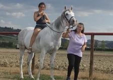 Libri&inediti. A Taormina una mostra su King, il cavallo dagli occhi di sole, curata da Erica Ricci.