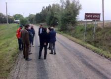 Cesena. Asfaltato l'ultimo tratto di via Casalbono. L'intervento era atteso da almeno 40 anni.