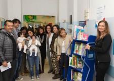 Ravenna. Murales e donazioni al reparto di pediatria dell'ospedale.