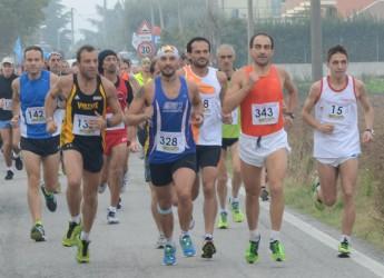 San Clemente. Il giovane Enrico Bellini e Fausta Borghini conquistano la Maratonina del Vino.