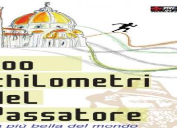 Faenza. L'edizione 44 della 100 del Passatore si presenta alla Galleria comunale d'arte.