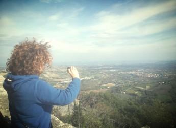 Rimini. Camminate nella natura con 'A Passo d'Uomo'.
