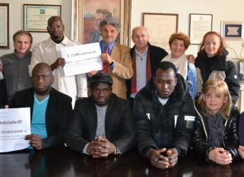 San Mauro, L'associazione volo insieme dona 12 euro per la costruzione di un ospedale in Burkina Faso