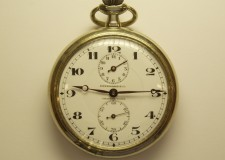 La Eberhard & Co dona storico orologio degli anni '30 per onorare Tazio Nuvolari