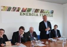 Lugo ingaurato il nuovo impianto biodigestore di Voltana