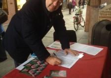 Ravenna. Il sindaco Matteucci apre la raccolta di firme contro il gioco d'azzardo.