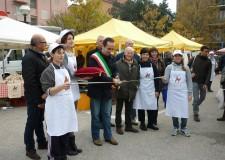 Ravenna. Ecco la nuova immagine del mercato contadino.