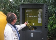 Rimini. Hera: in arrivo sulla provincia 15 nuovi contenitori per la raccolta stradale degli oli alimentari.