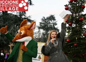 Ritorna 'Riccione Christmas Village'.