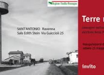 Ravenna. Inaugurata la mostra 'Terre Nuove. Immagini dall'archivio fotografico del Delta Padano'.