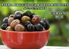 A Coriano la fiera dell'oliva e dei prodotti autunnali con un nuovo evento
