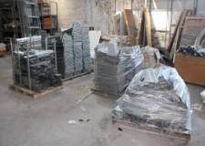 Italia. Fattura in crescita per l'industria nazionale della ceramica. La piastrelle made in Italy sono le più apprezzate in tutto il mondo.