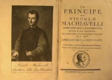 Anche Cesena celebra i 500 anni del Principe di Machiavelli