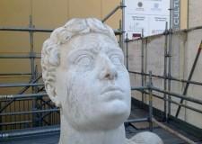Terminati i lavori di restauro al munumento ad Icaro di Forlì