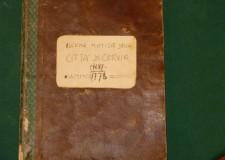 Cervia. Due manoscritti del 1700 donati a Musa.