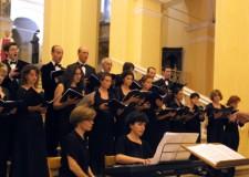 Cesena. La Corale Polifonica Malatestiana in concerto.