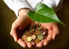 Editoriale. Verde, il colore della crescita economica e sociale.