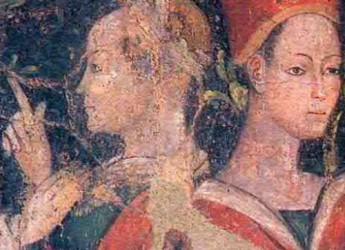 Ravenna. La mostra 'L'incanto dell'affresco. Capolavori strappati da Pompei a Giotto, da Correggio a Tiepolo'.