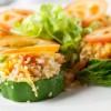Cesena. Lo street food sposa il 'vegano' con il libro di ricette 'Vegan street food'.