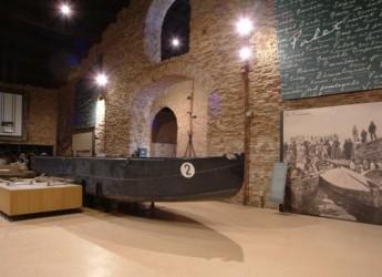 Cervia Il Museo del sale dà il benvenuto all'ancora restaurata.