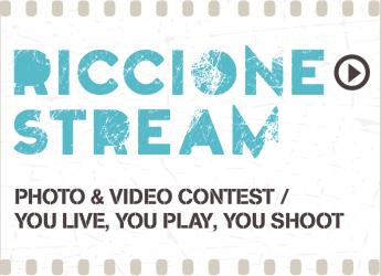 Tempo fino al 7 Dicembre per iscriversi al concorso di video Riccione Stream