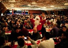 Per 347 ragazzi il primo Natale a San Patrignano. Un'atmosfera unica quella in cui l'intera comunità ha trascorso questi giorni di festa. 32 i nuovi ospiti entrati nel solo mese di Dicembre