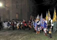 Bassa Romagna. Nuova vita per il castello del Ducato di Fabriago. La splendida cornice di pubblico.