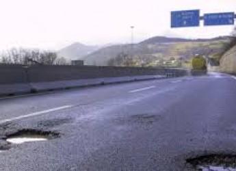 Cesena. Lavori sulla E45: chiusa la carreggiata sud fra San Carlo e Borello.