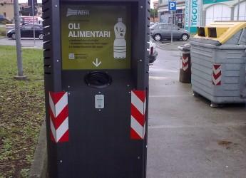 Da oggi a Misano in via Don Milani 5, il nuovo servizio di raccolta stradale oli alimentari