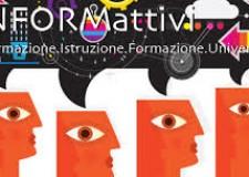"""Gli """"Informattivi"""" arrivano a Santarcangelo e a Poggio Berni. Tre aperitivi di informazione e orientamento a cura dell'Informagiovani di Bellaria Igea Marina presso la Biblioteca Baldini e il Centro giovani intercomunale """"Ora d'Aria"""""""