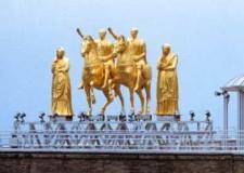 Emilia Romagna. Rimini e il 'mistero' dei bronzi dorati di Catorceto. Nuove, stimolati ipotesi.