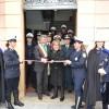 San Mauro Pascoli. Dopo il ritorno in paese, la Polizia Municipale ha anche la sua nuova sede.