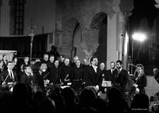Ravenna. La Corelli è tornata a Ravenna per il giorno di Pasqua con il Stabat Mater di Haydn.
