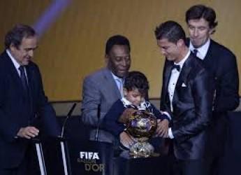 Notizie ( non solo) di sport. Ronaldo il 'meglio' del momento, Pelè il 'meglio' di sempre. Tutto ok ?