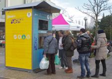 Ravenna. Sorgenti Urbane: nel 2013 risparmiati 254 mila kg di plastica. Acqua: vince la liscia.