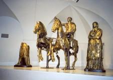 Emilia Romagna. L'enigma dei bronzi dorati di Cartoceto. Chi figuravano e dov'erano collocati?