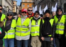 Emilia Romagna. Ravenna c'è. Manifestazione nazionale di Pm. Ricordato il vigile Niccolò Saverino.
