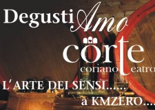 Coriano. Torna DegustiAmo al teatro CorTe di Coriano