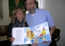 Riccione. Sabato 'La Luna nel Pozzo', Presentazione del libro illustrato per ragazzi scritto da Laura Oppioli Berilli