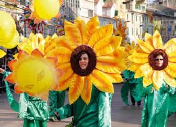 Riccione. Tutti in maschera a Spontricciolo per la tradizionale Festa di Carnevale.