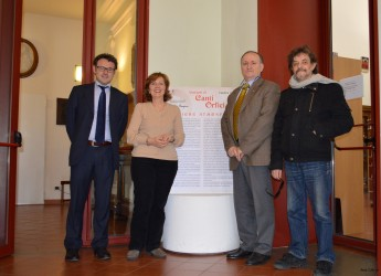 Faenza. Presentato il premio di poesia in onore di Dino Campana