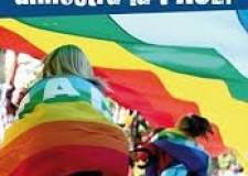 Forlì. Inaugura la mostra fotografica 'Mostra la Marcia, dimostra la Pace'. In un arcobaleno di colori.