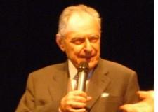 Cesenatico. Casa Moretti piange il maestro Cesare Segre, vincitore nel 2011 del Premio Moretti alla carriera.