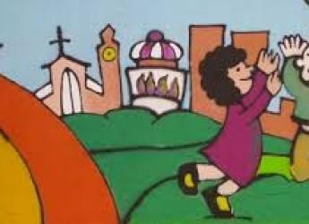 Emilia Romagna. Forlì si trasorma nella ' città dei bimbi'. Dall'8 marzo, tutti i sabati, fino a inizio giugno.