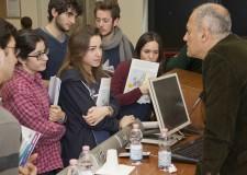 Lugo. Gli studenti degli Istituti Superiori di Lugo incontrano  Emilio Dalmonte, funzionario della Commissione Europea.