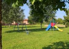 Cotignola. Una giornata dedicata all'arte e ai giochi al parco Pertini.