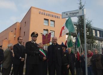 Comune di Ravenna. Ricordato il carabiniere Giovanni Frignani nel 70° anniversario dell'eccidio delle Fosse ardeatine.